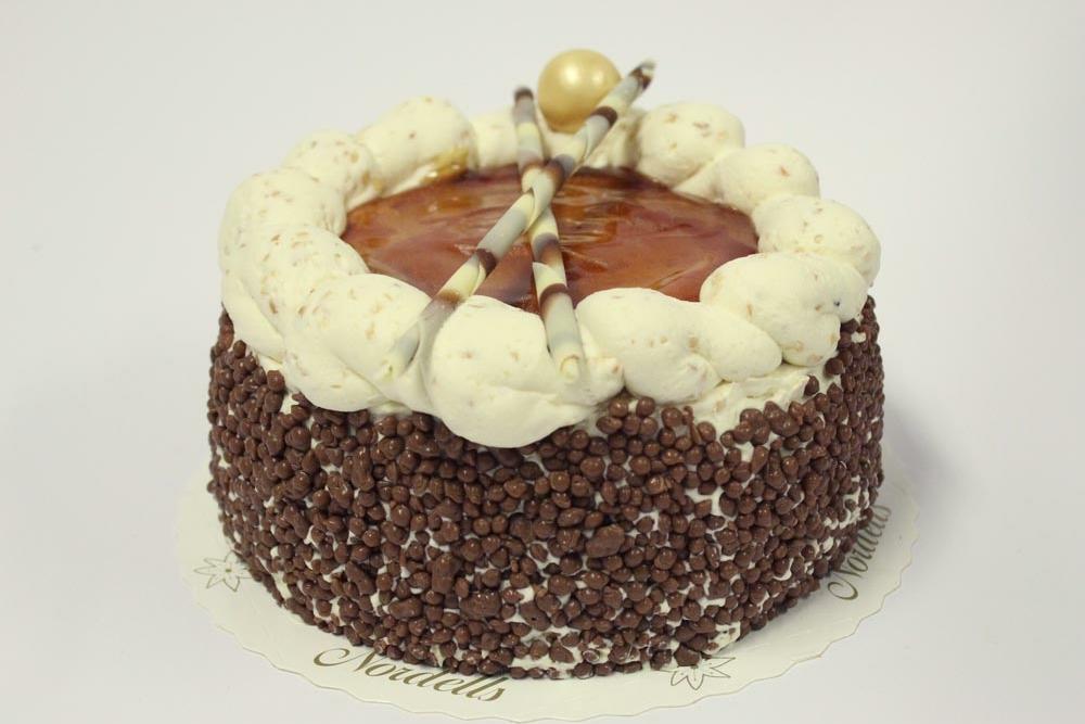 Karamelltårta